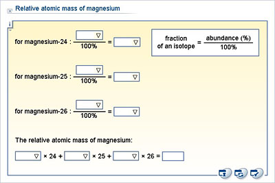 what is the atomic weight of magnesium