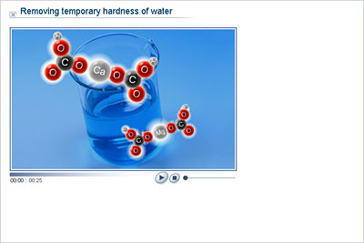 temporary hardness of water
