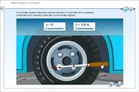 How to undo a wheel?