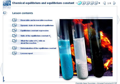 Chemistry - Upper Secondary - YDP - Class activity