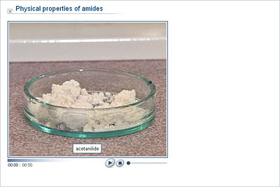 Chemistry - Upper Secondary - YDP - Animation - Physical properties