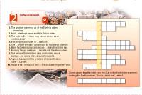 Lesson 24 - Environment quiz