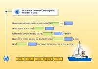 Present simple verbs