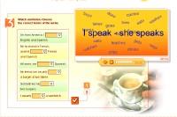 Lesson 7 - I speak – she speaks