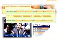 Study pages D - TV programme