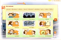 Study pages J - Verbs with to, at and about (1)