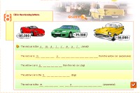 Study pages K - Different cars
