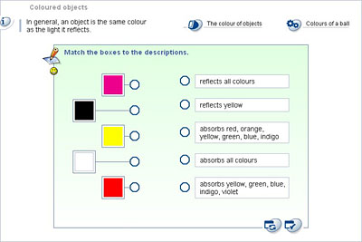 Science - Upper Primary - YDP - Student activity - Coloured