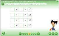 1.03. Revising the 3 and 4 times tables