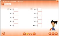 1.05. The 6 times table