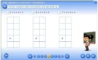 1.01. Addition in columns