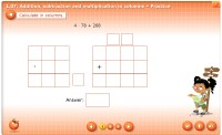 1.07. Addition, subtraction and multiplication in columns