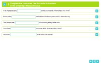 Lesson 08 Present perfect continuous Page 02