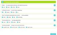 Lesson 11 Conditional sentences: type 1 Page 01